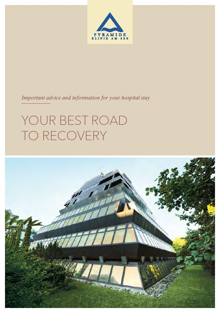Brochure «Your best road to recovery»